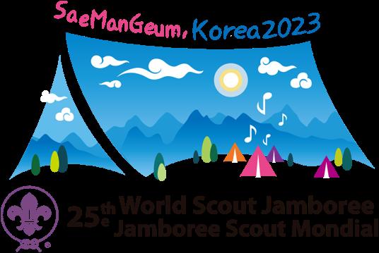 World Scout Jamboree 2023 - USA Contingent