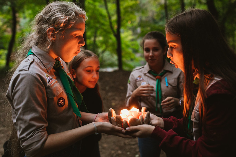 Interested in being a Unit Leader for the World Scout Jamboree?